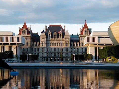 Albany New York – Empire State Plaza