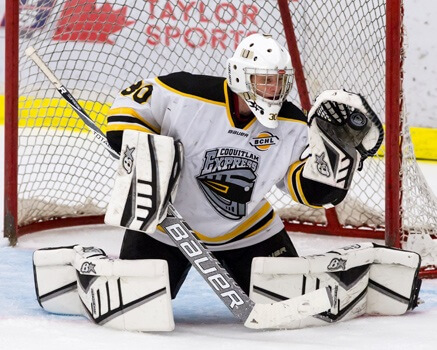 American Goalies in the BCHL