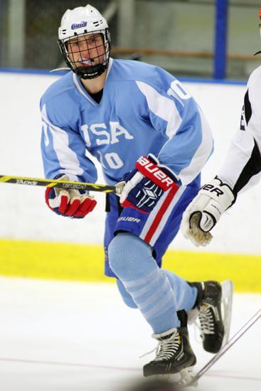 New York State Hockey Prospects List - Carl De Lucia