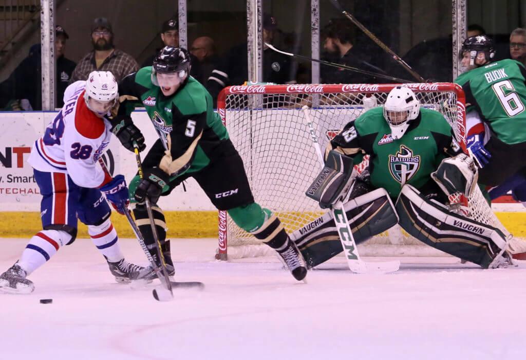 Goaltenders Selected in the 2017 NHL Draft